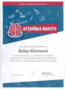 Kliemane_RTU