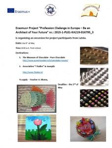 Erasmus+ ekskursija